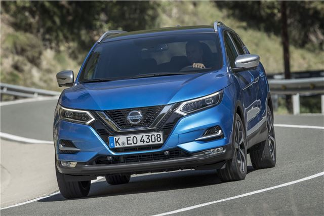 70 New 2019 Nissan Qashqai Spy Shoot