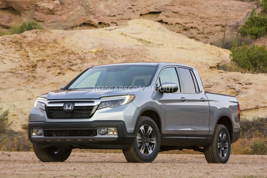 70 New 2020 Honda Ridgeline Pickup Truck Redesign and Review