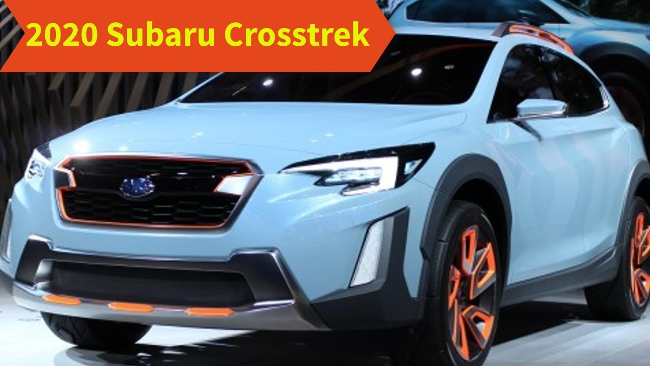 70 New 2020 Subaru Crosstrek New Model and Performance