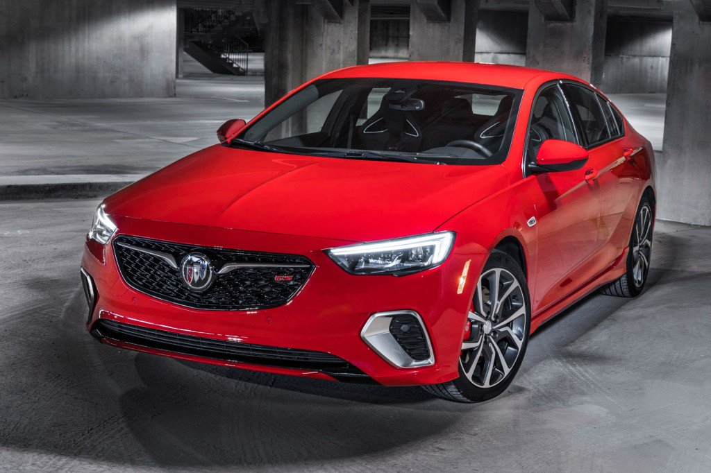 70 The 2019 Buick Regal Gs Coupe Wallpaper