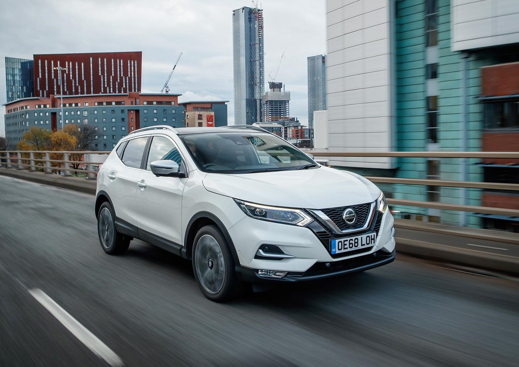 70 The 2019 Nissan Qashqai First Drive