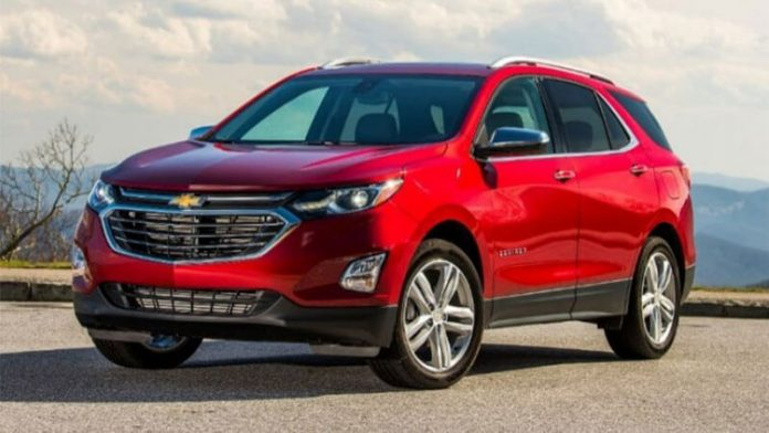 70 The 2020 Chevrolet Equinox Configurations