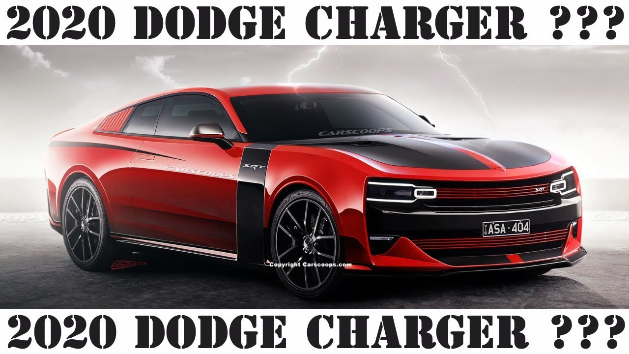 70 The 2020 Dodge Charger Pictures