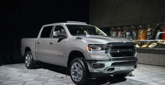 70 The 2020 Dodge Ram Truck Exterior and Interior