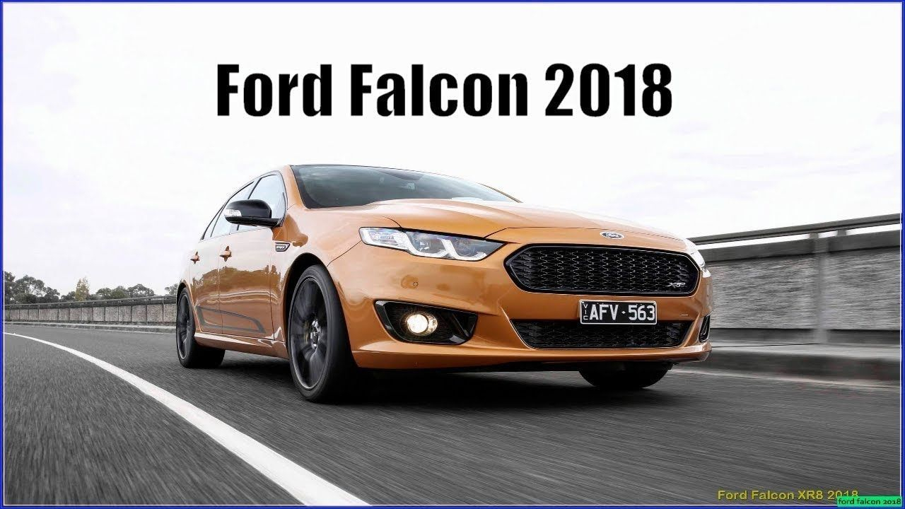 70 The 2020 Ford Falcon Gt Performance