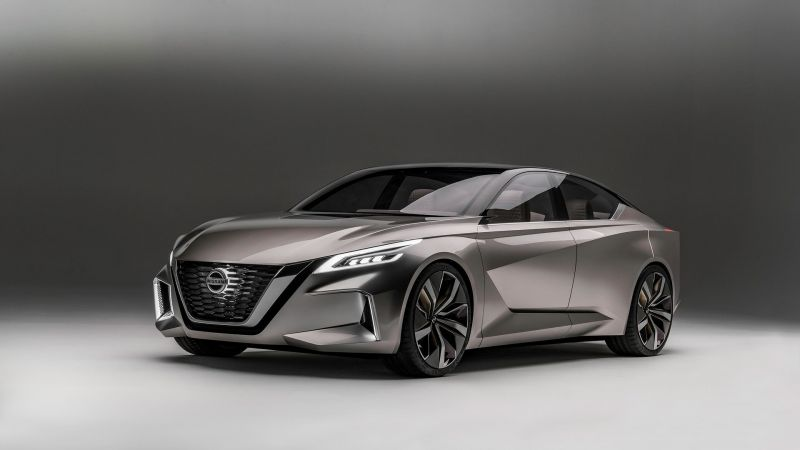 70 The 2020 Nissan Maxima Detailed Release