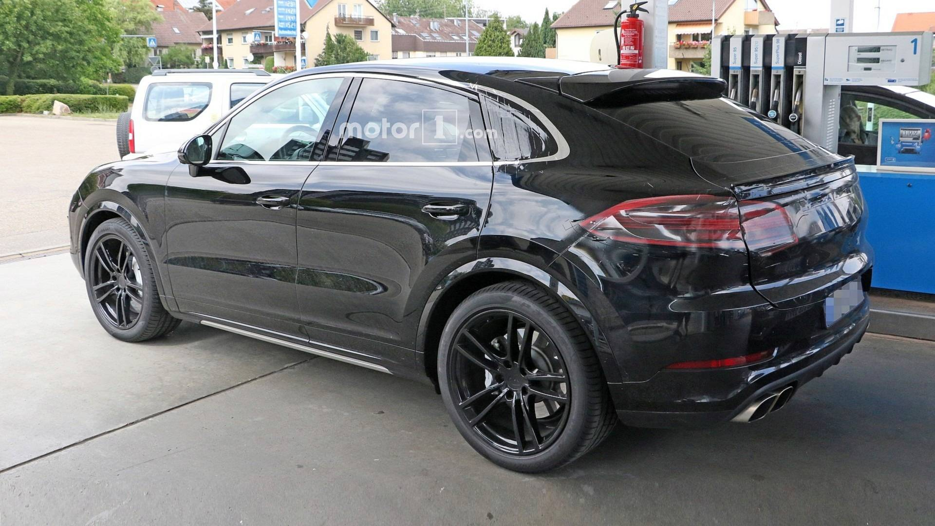 70 The 2020 Porsche Cayenne Turbo S First Drive