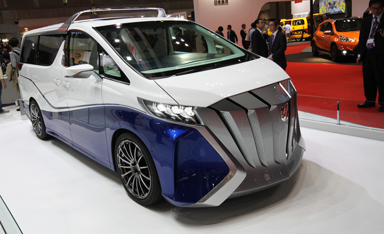70 The 2020 Toyota Alphard Concept and Review