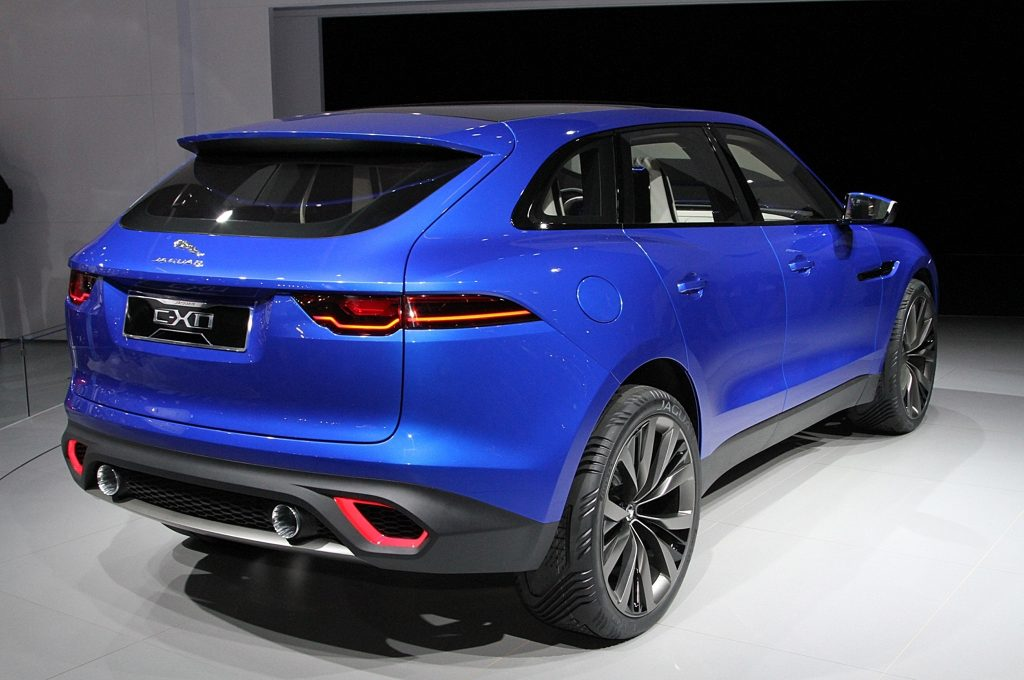 70 The Best 2019 Jaguar C X17 Crossover Spesification
