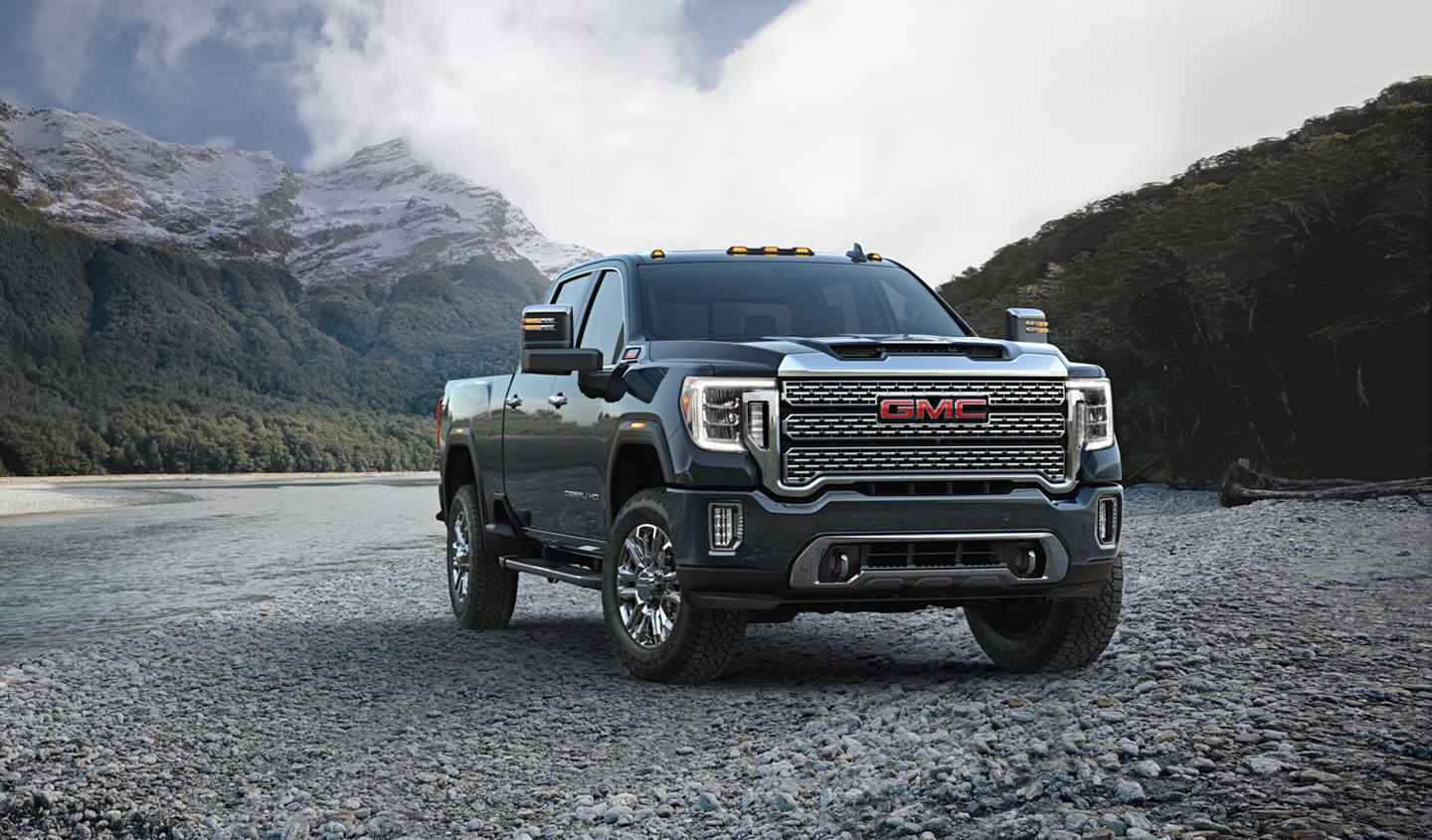 70 The Best 2020 GMC Sierra 2500Hd Price and Release date