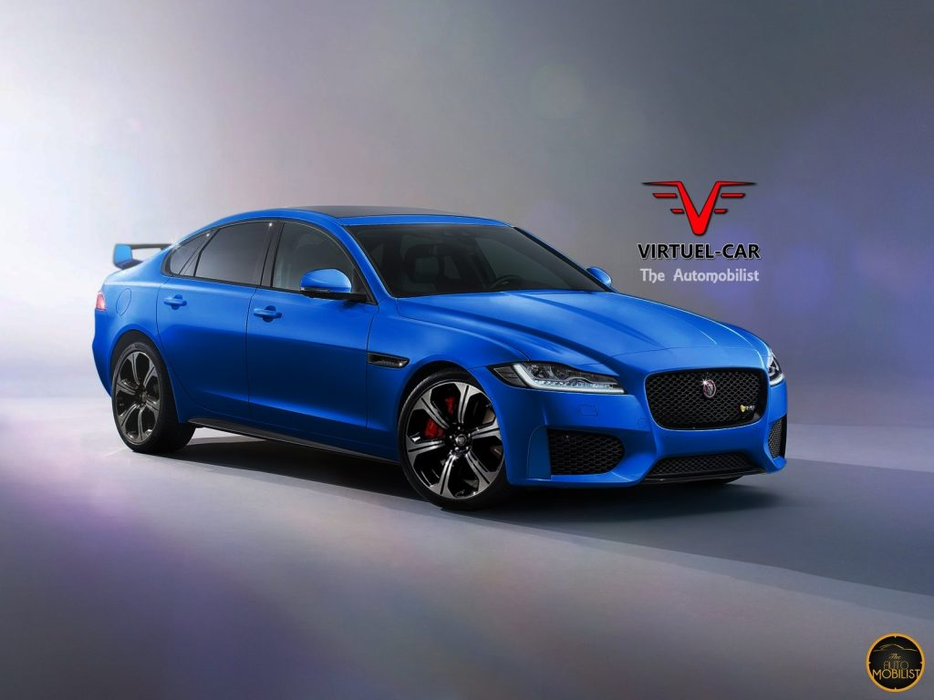 70 The Best 2020 Jaguar Xf Rs Redesign and Concept