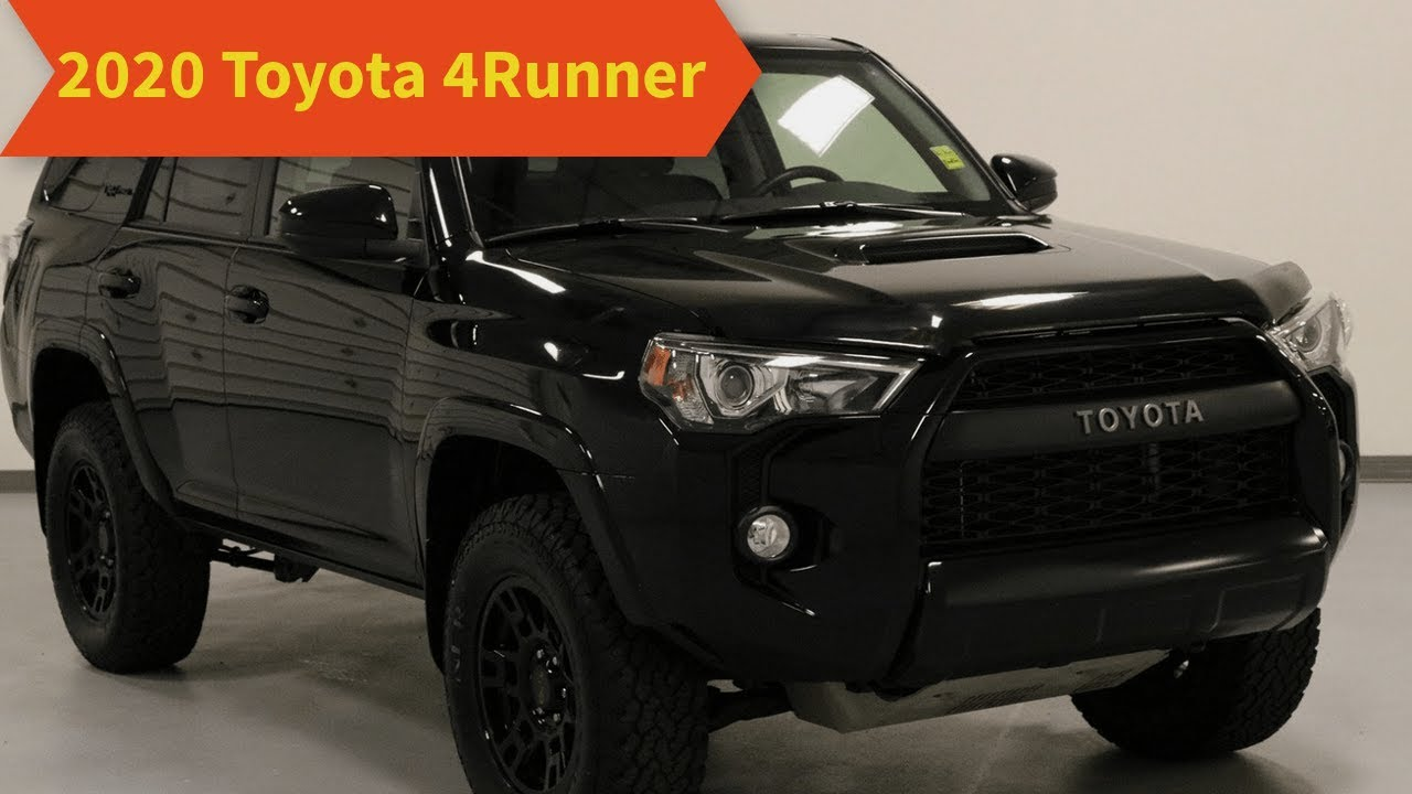 70 The Best 2020 Toyota 4Runner Research New