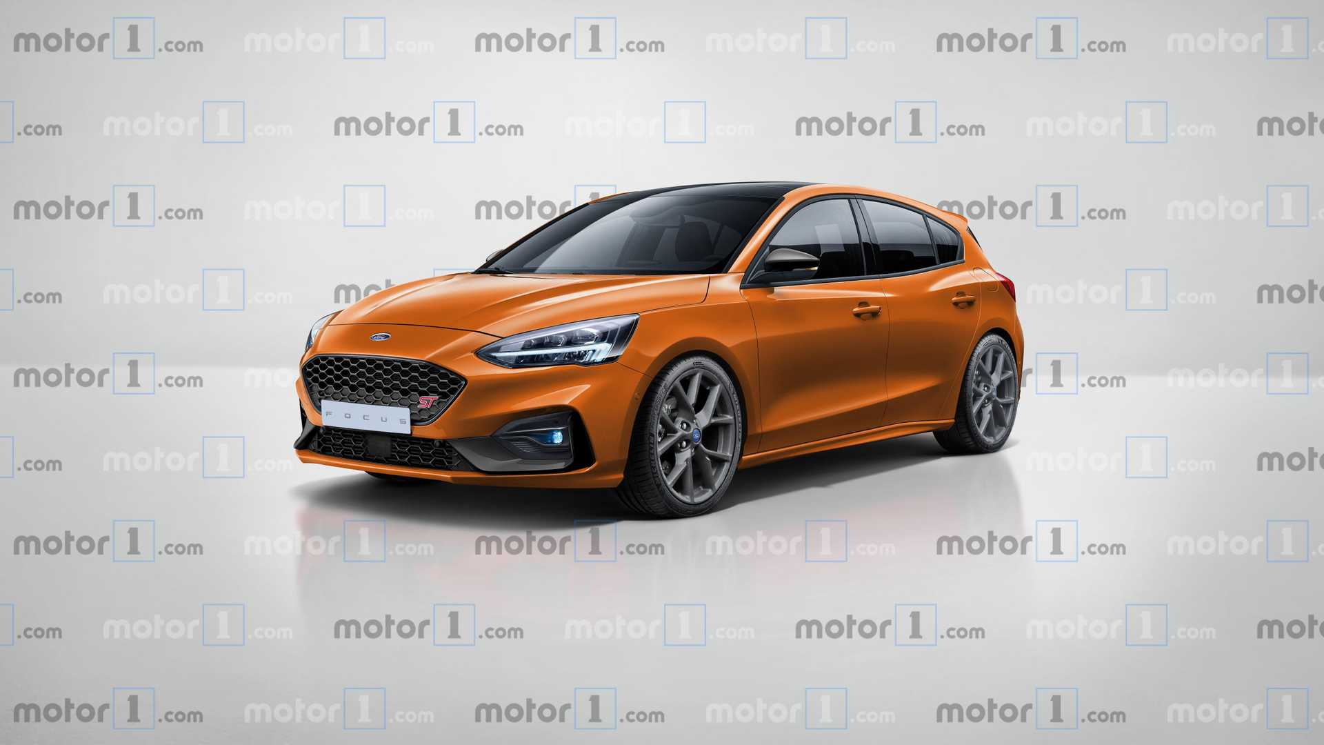71 A 2019 Ford Focus New Concept
