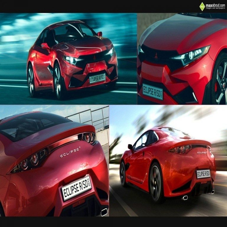 71 A 2019 Mitsubishi Eclipse R Redesign and Review