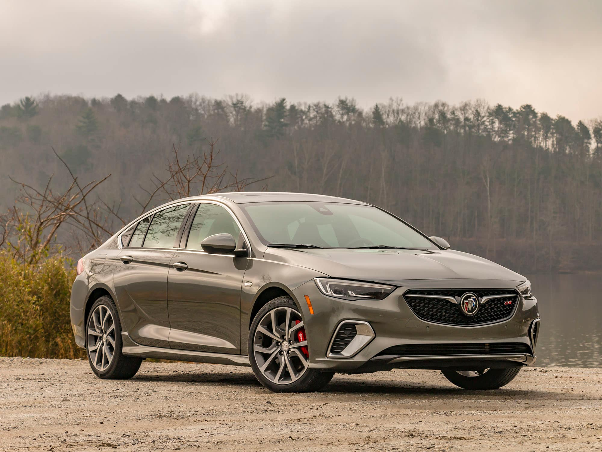 71 A 2020 Buick Regal Gs Coupe History
