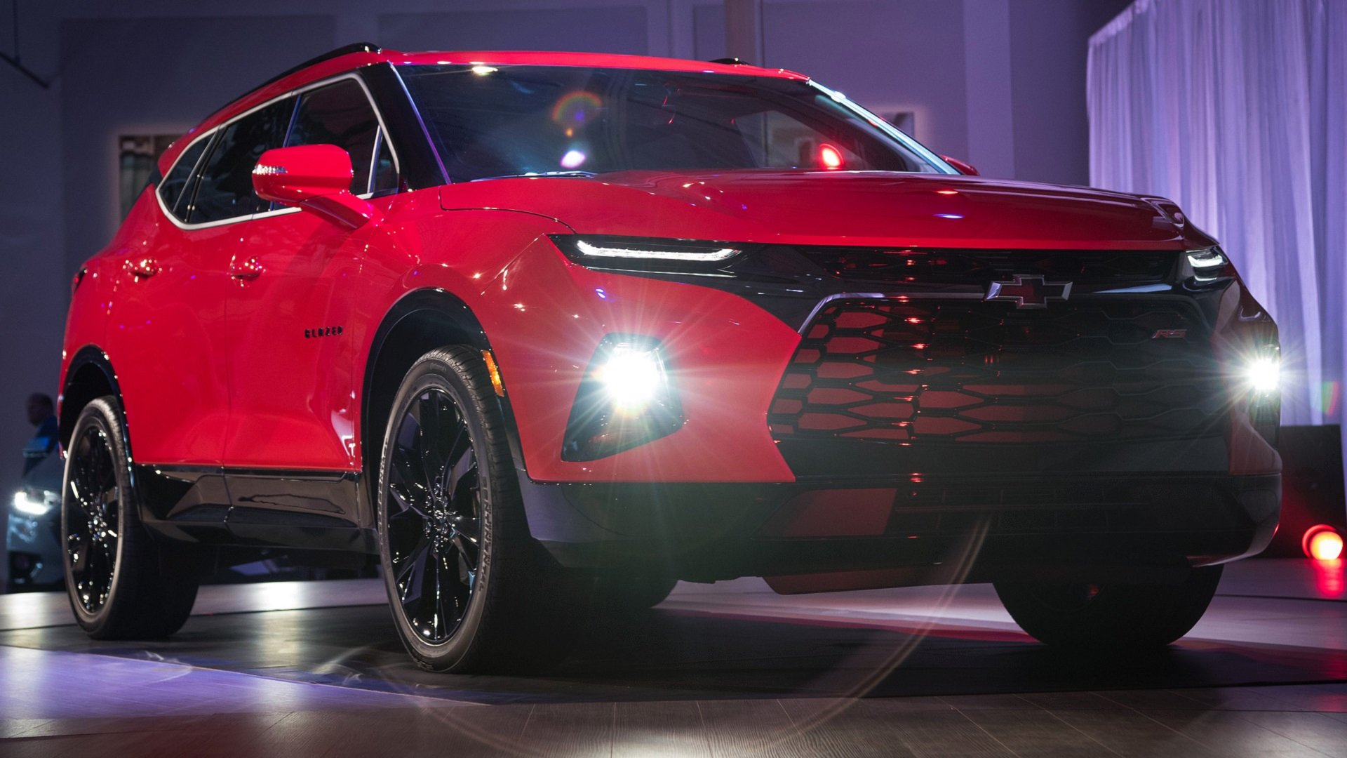71 A 2020 Chevy Blazer K 5 Release Date and Concept