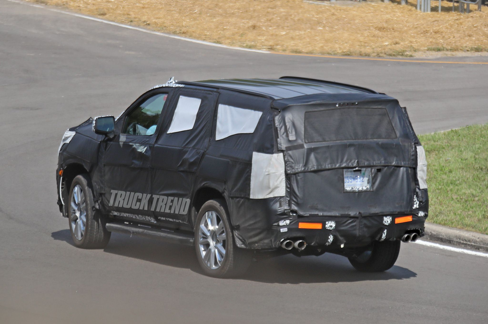 71 A 2020 Chevy Tahoe Redesign and Concept