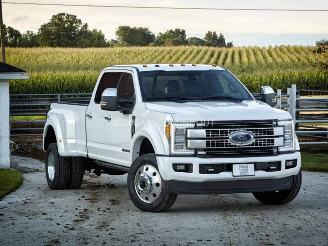 71 A 2020 Ford F650 Pricing