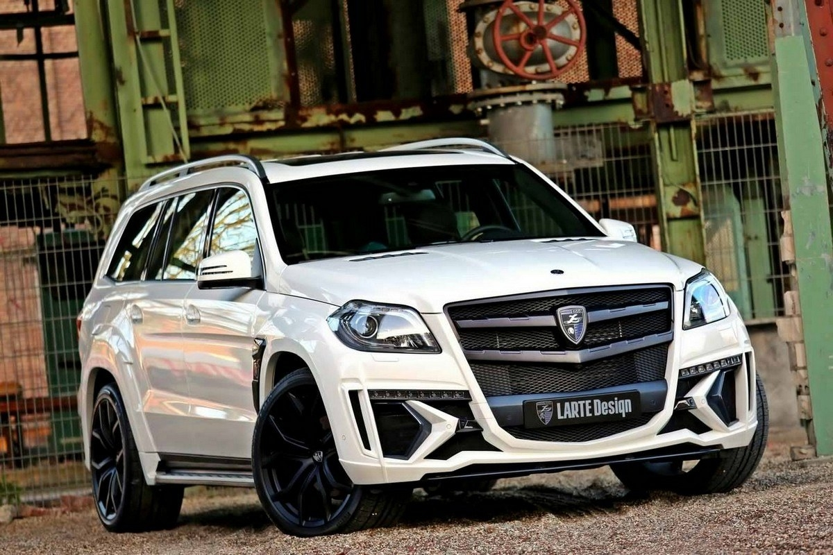 71 A 2020 Mercedes Gl Class Redesign and Concept