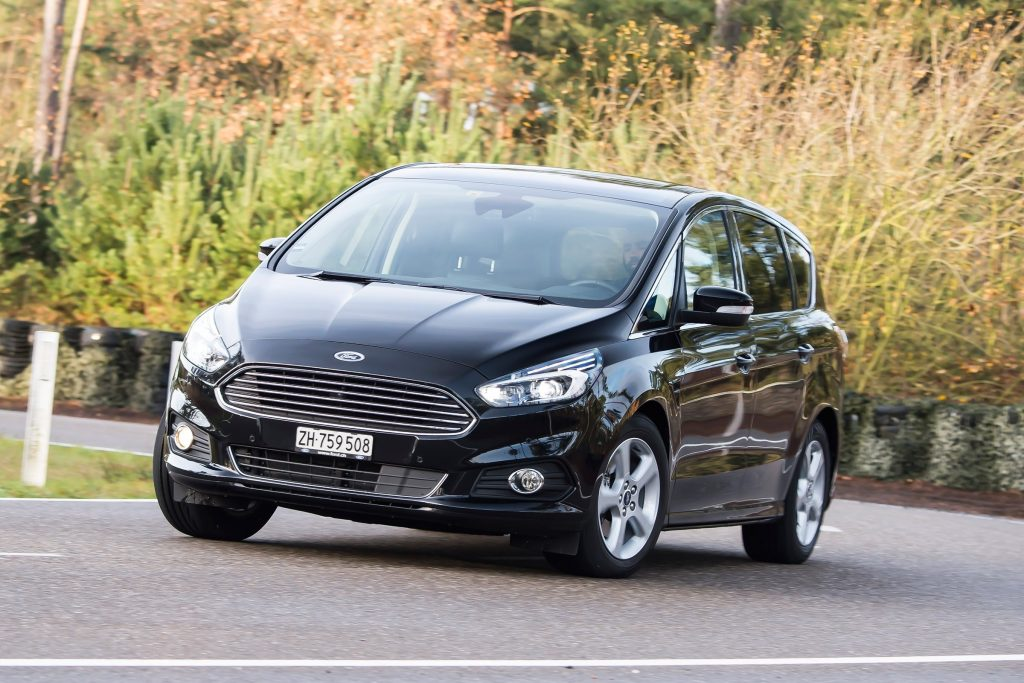 71 All New 2020 Ford S Max First Drive