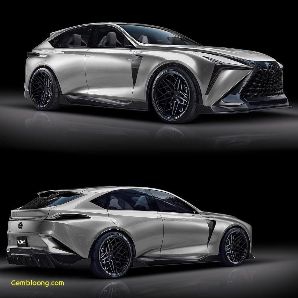 71 All New 2020 Lexus LF LC Concept