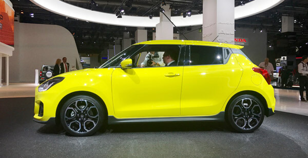 71 All New 2020 New Suzuki Swift Sport Release Date