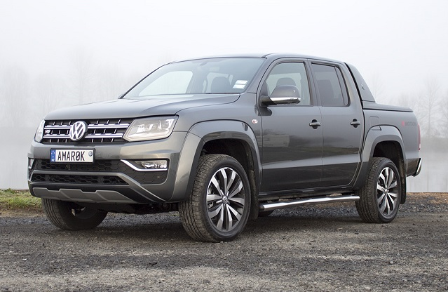 71 All New 2020 VW Amarok Engine