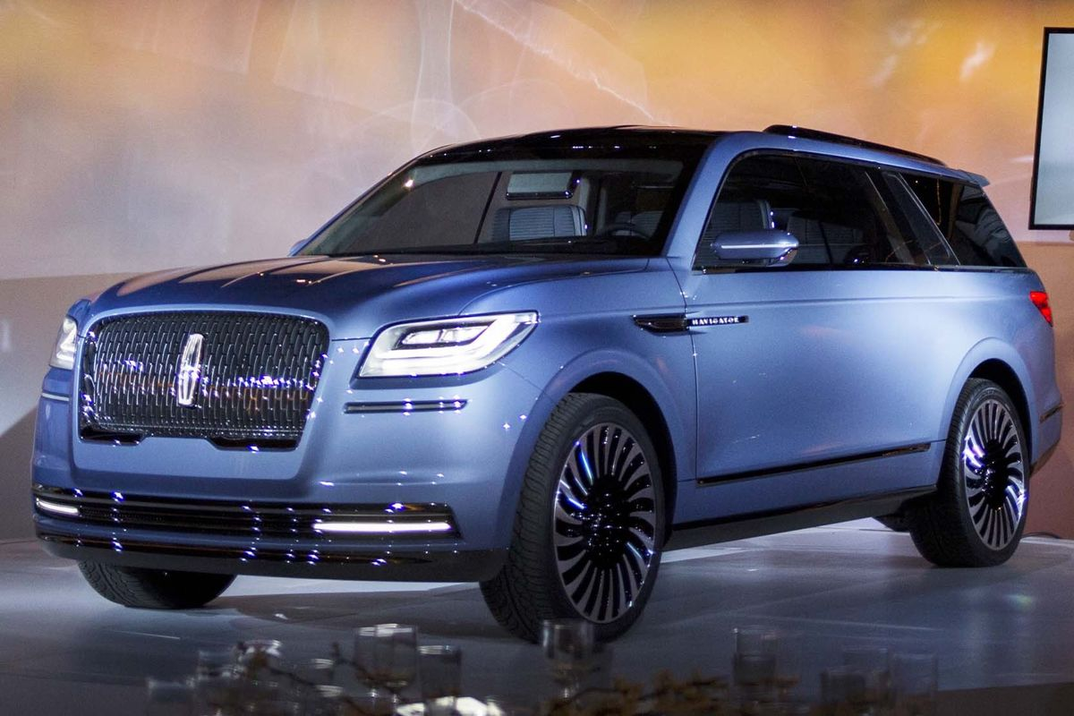 71 Best 2020 Lincoln Navigator Interior