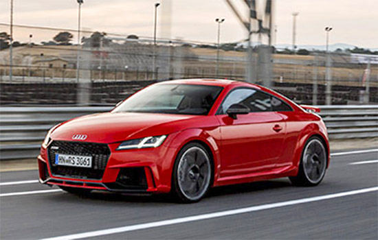 71 New 2020 Audi Tt Rs Concept and Review