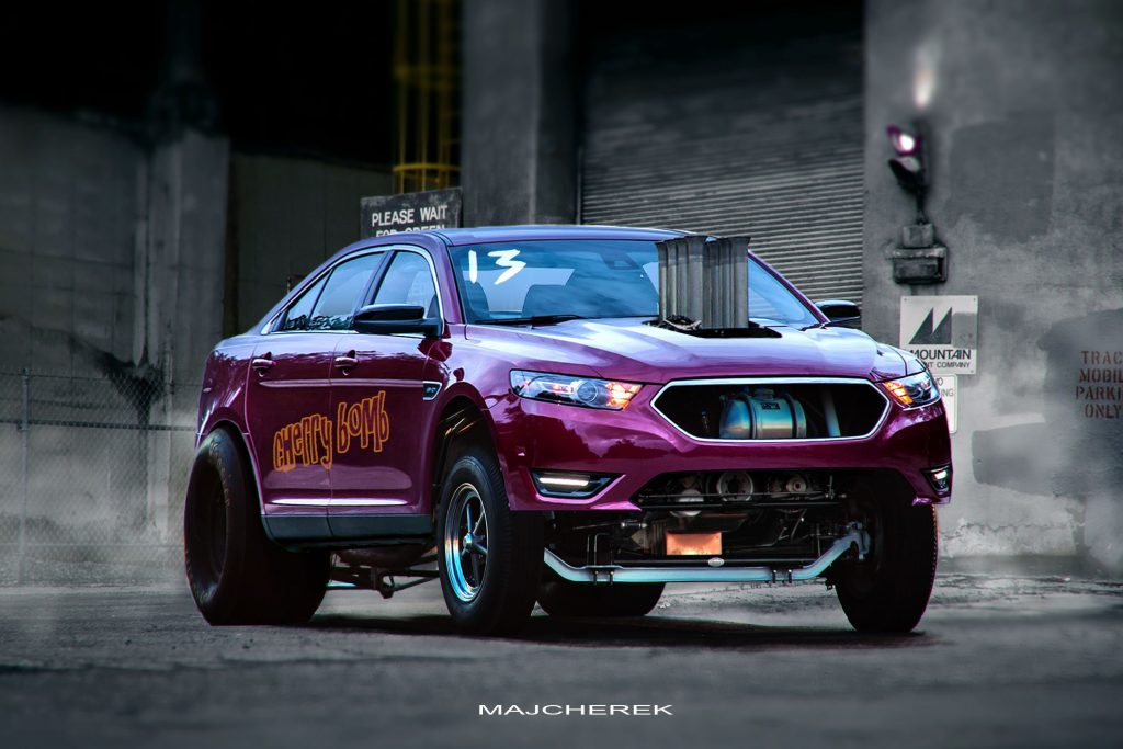 71 New 2020 Ford Taurus Sho Concept