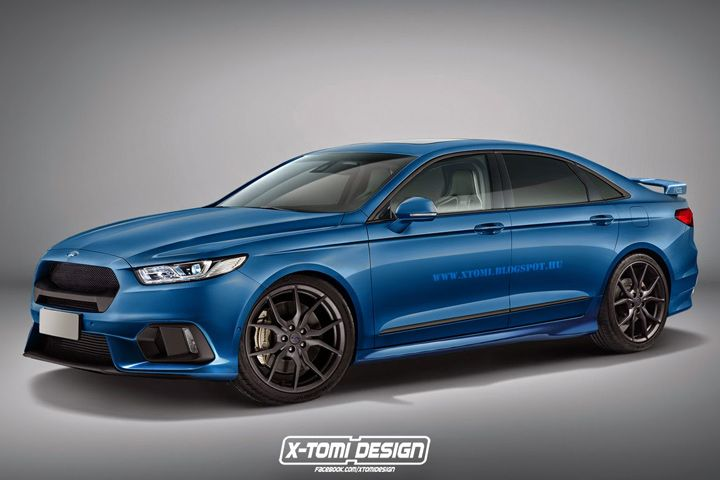 71 New 2020 Ford Taurus Sho Redesign and Concept
