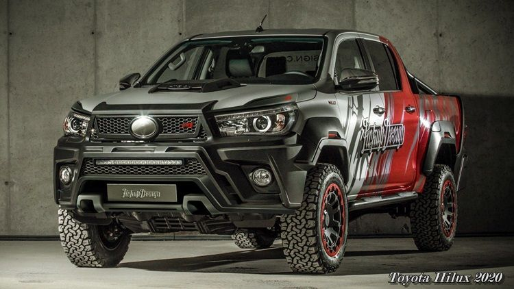 71 New 2020 Toyota Hilux Specs and Review