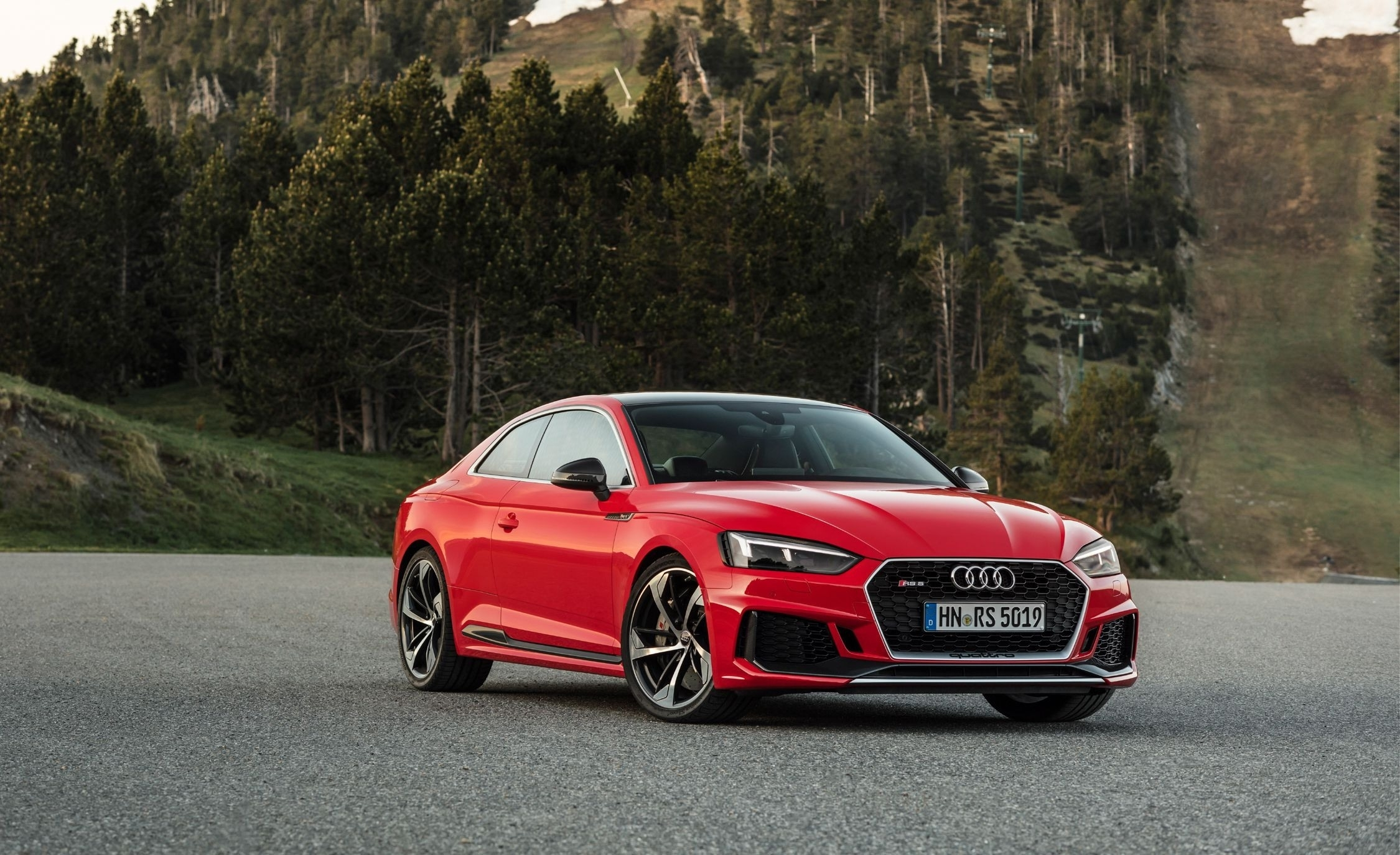 71 The 2019 Audi Rs5 Tdi Concept