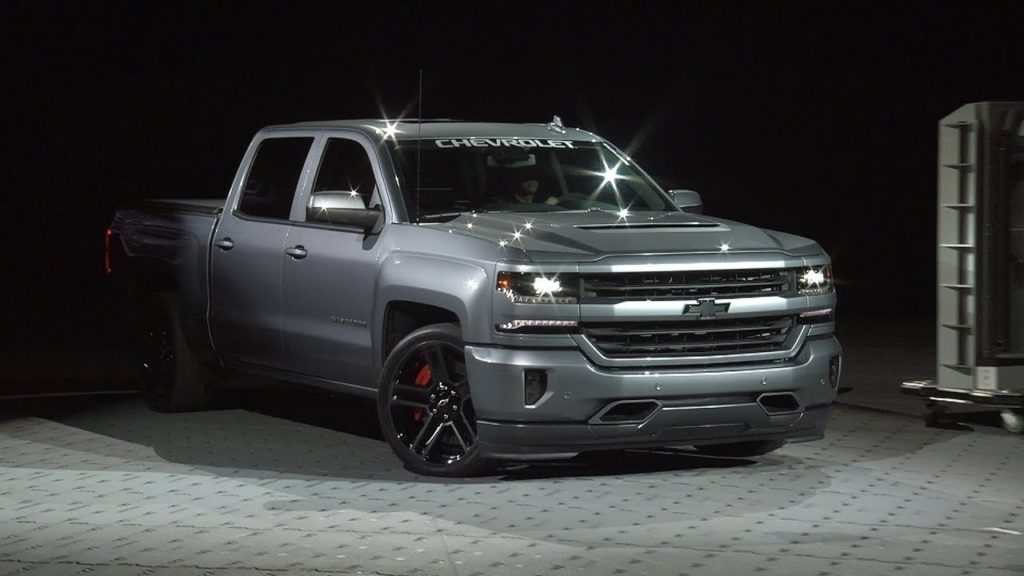 71 The 2019 Chevy Cheyenne Ss Exterior