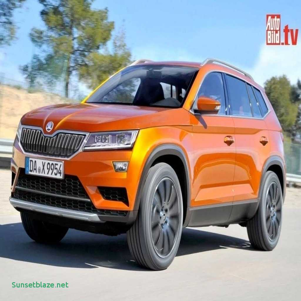 71 The 2019 Skoda Yeti India Egypt New Concept