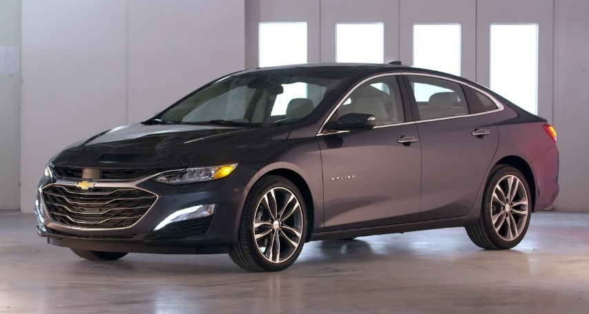 71 The 2020 Chevrolet Malibu Spy Shoot