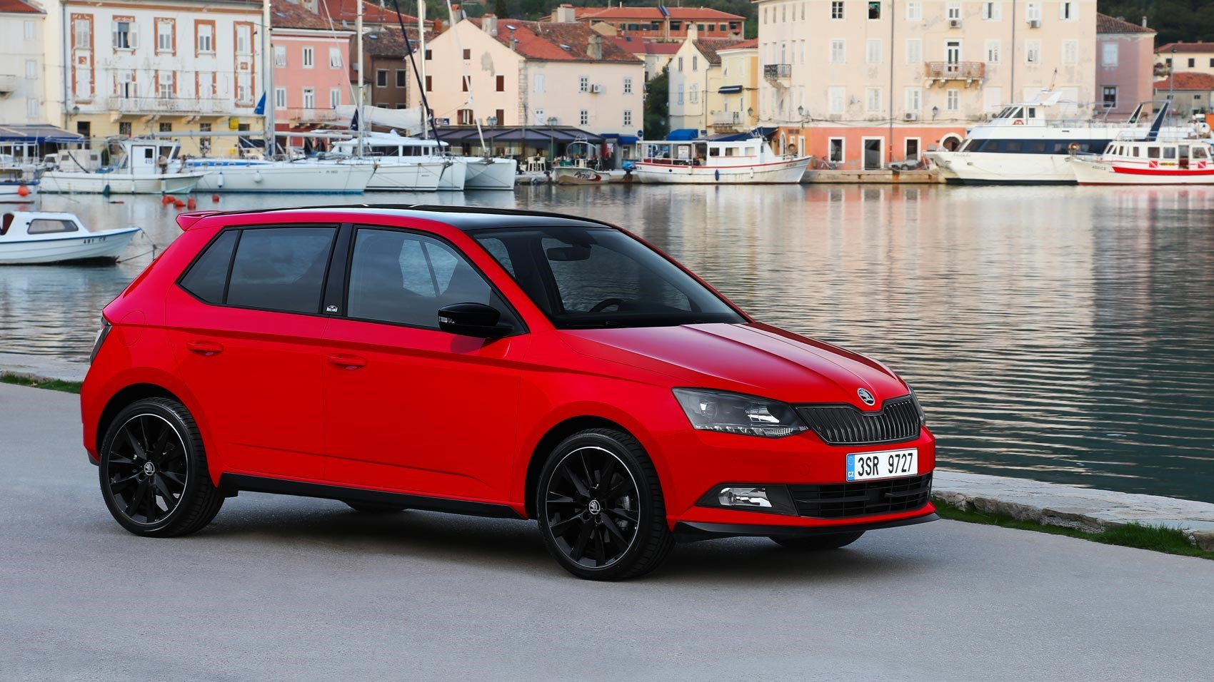 71 The 2020 Skoda Fabia Performance