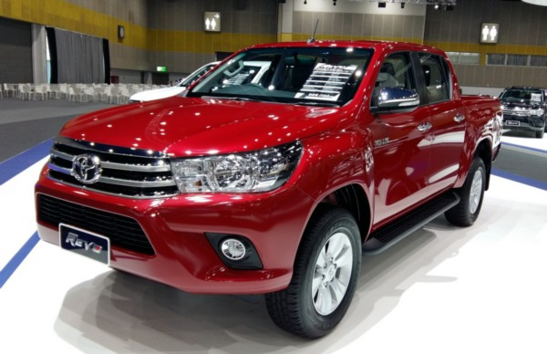 71 The 2020 Toyota Hilux Redesign and Concept