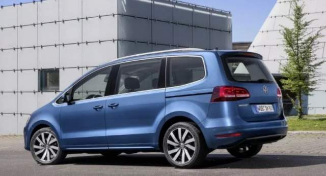 71 The 2020 Volkswagen Sharan Exterior and Interior