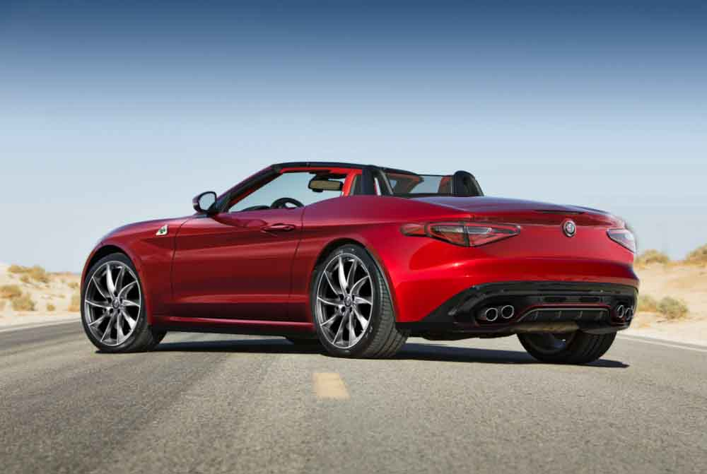 71 The Best 2019 Alfa Romeo Duetto Pricing