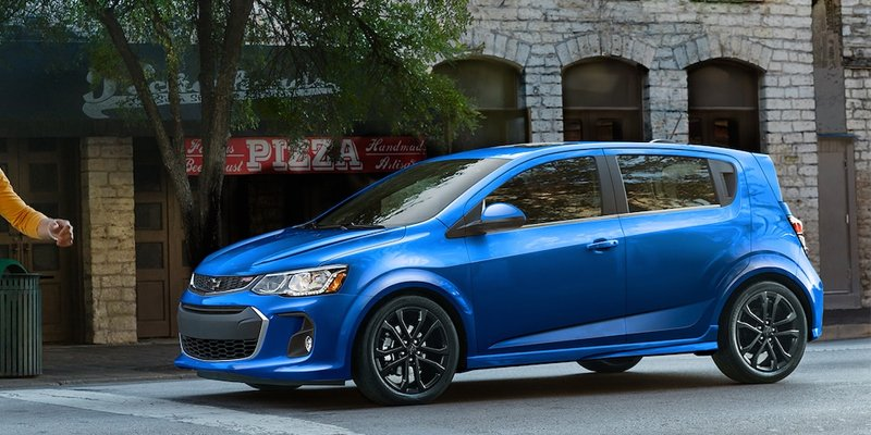 71 The Best 2019 Chevy Sonic Redesign and Review