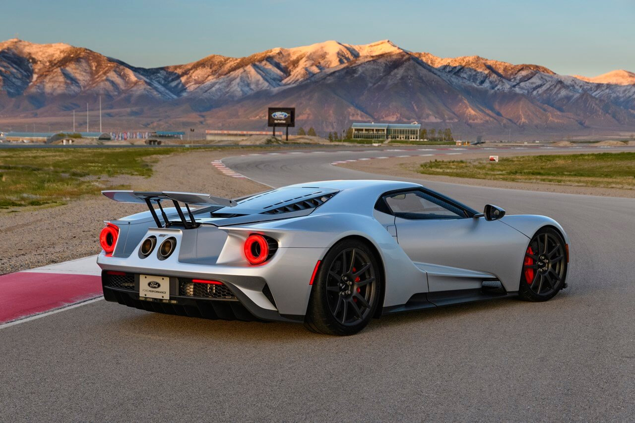 71 The Best 2020 Ford GT Release Date and Concept