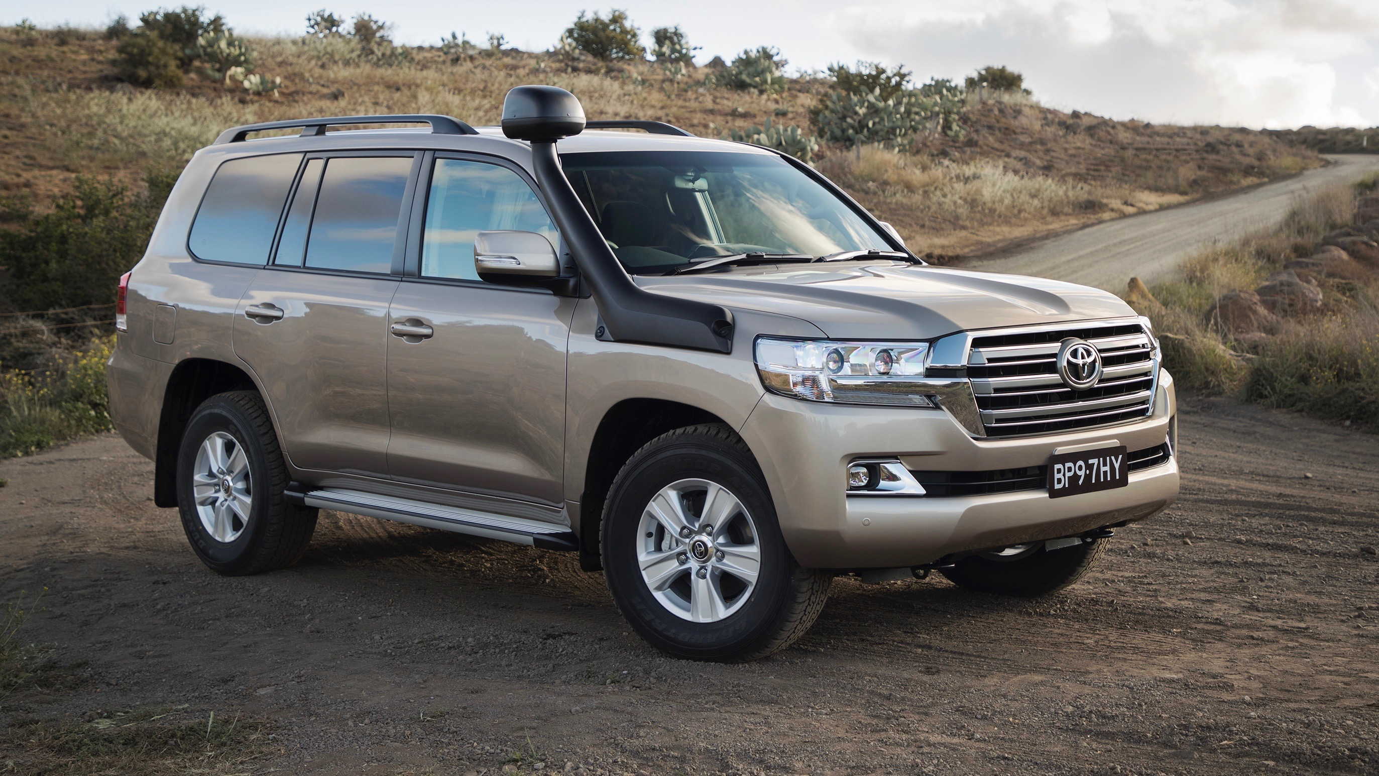 72 A 2019 Land Cruiser Redesign and Review