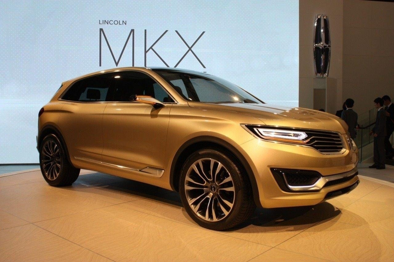 72 A 2019 Lincoln Mkx At Beijing Motor Show New Concept