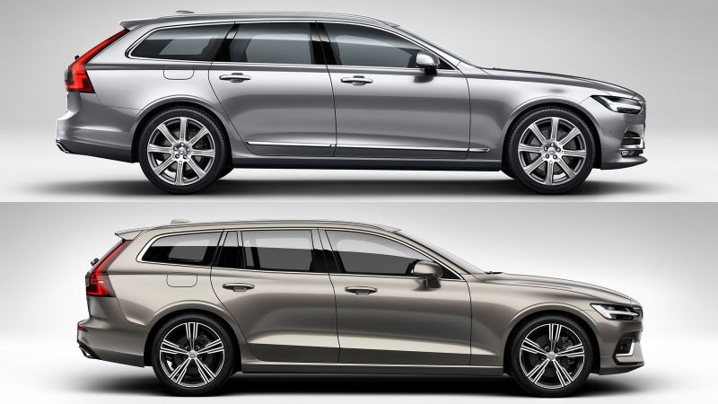 72 A 2019 Volvo V70 Specs and Review