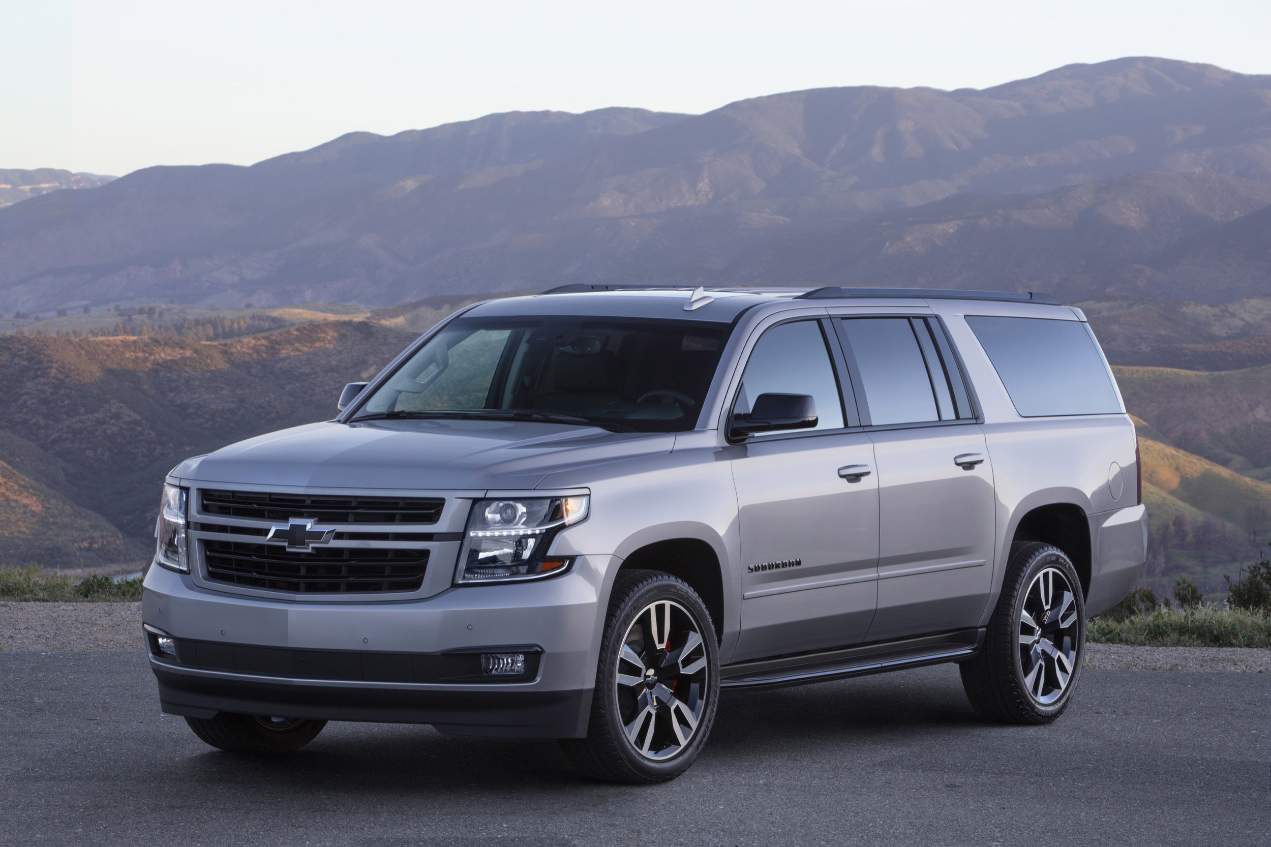 72 A 2020 Chevrolet Suburban First Drive