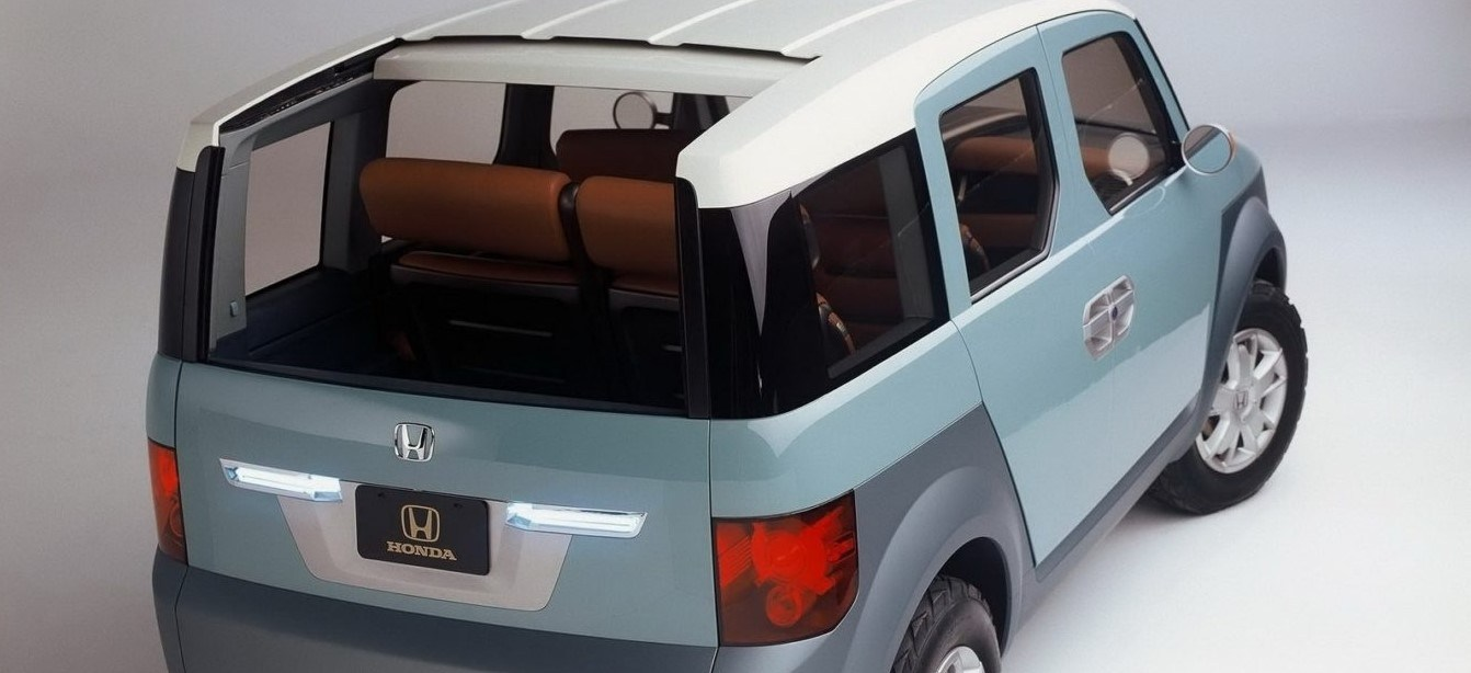 72 A 2020 Honda Element Performance and New Engine