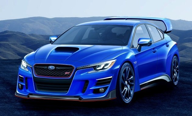 72 A 2020 Subaru Impreza Concept and Review