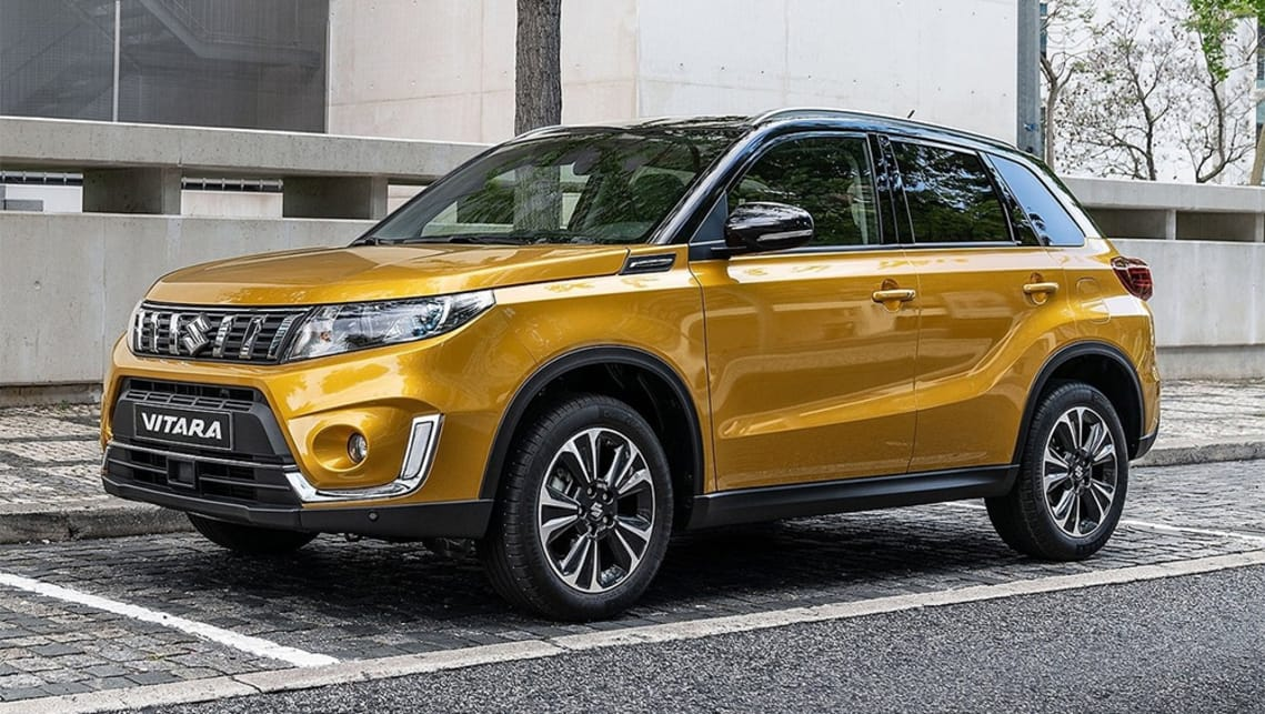 72 All New 2019 Suzuki Grand Vitara New Review