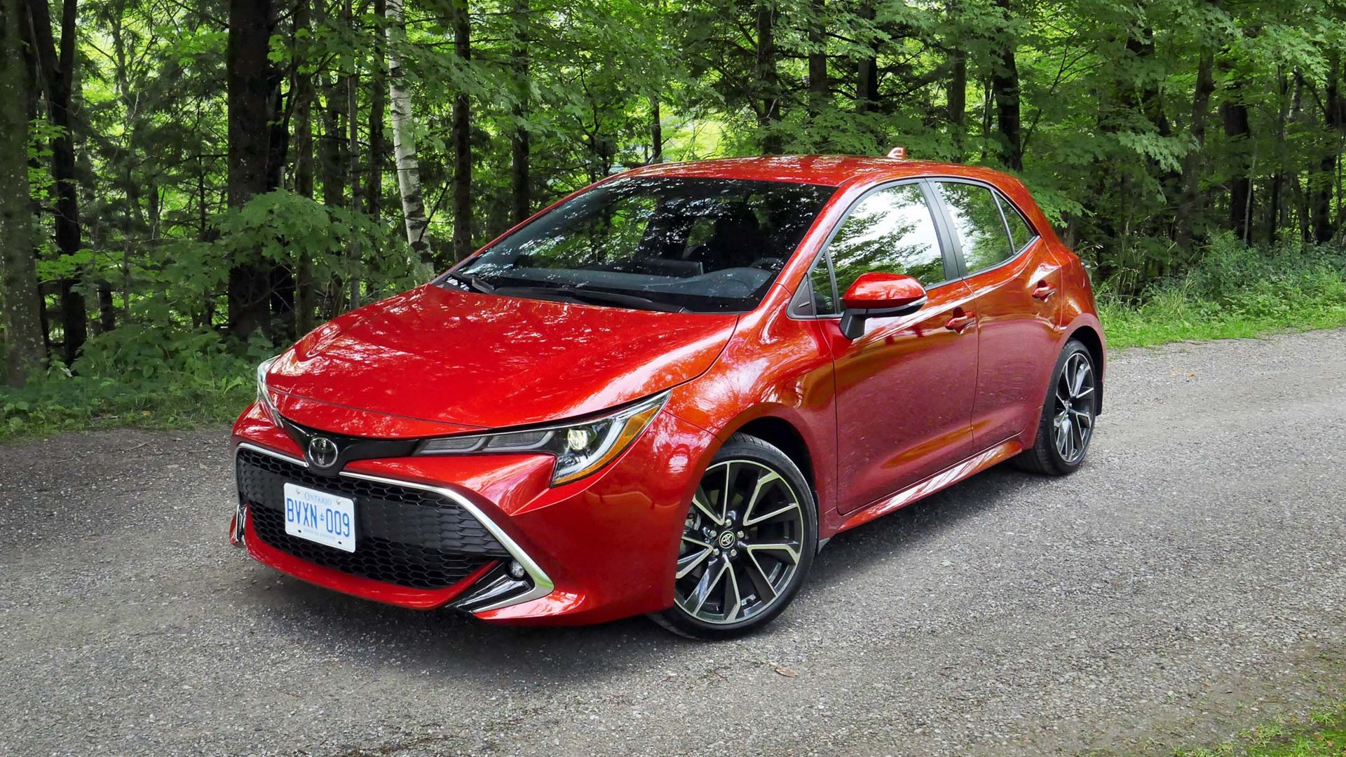 72 All New 2019 Toyota Corolla Hatchback Review